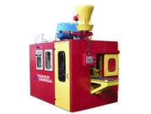 TOL-FSE 16 litre jobbing core machine for production of horizontal and vertical split core boxes